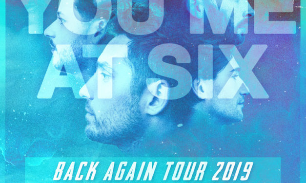 You Me At Six – Back Again Tour