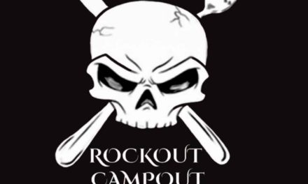 Rockout Campout Food Drive