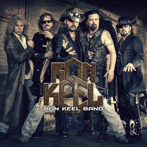 Ron Keel Band Release New Album 'Fight Like A Band'