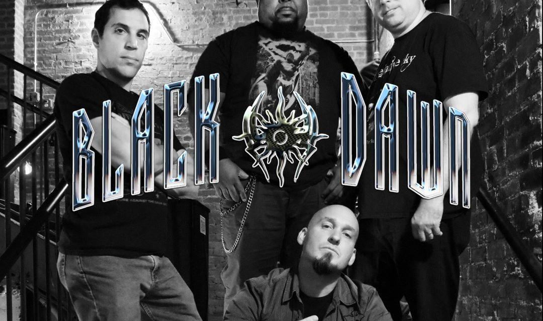 Black Dawn Release New EP 'On Blackened Wings'