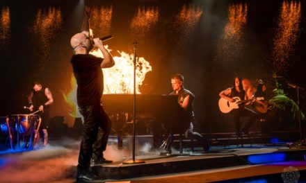 Disturbed Team With iHeartRadio