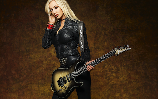"Nita Strauss Releases New Music Video ""Mariana Trench"""