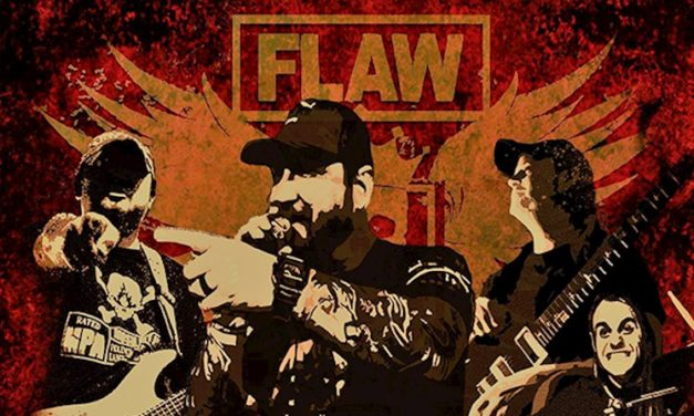 FLAW Release New Album 'Vol. IV: Because of the Brave'
