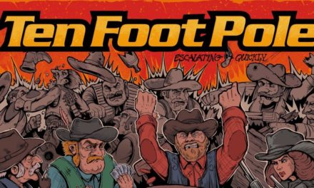 "Ten Foot Pole Release New Music Video ""Everything Dies"""