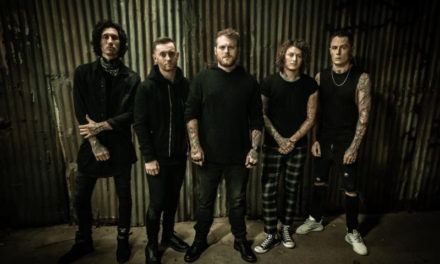 "Asking Alexandria Release New Single ""The Violence"""