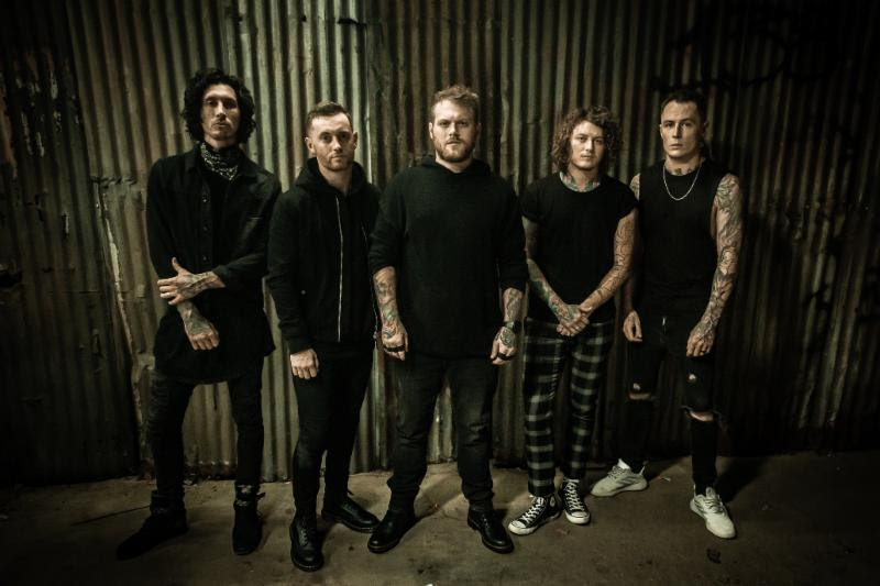 """Asking Alexandria Release New Single """"The Violence"""""""