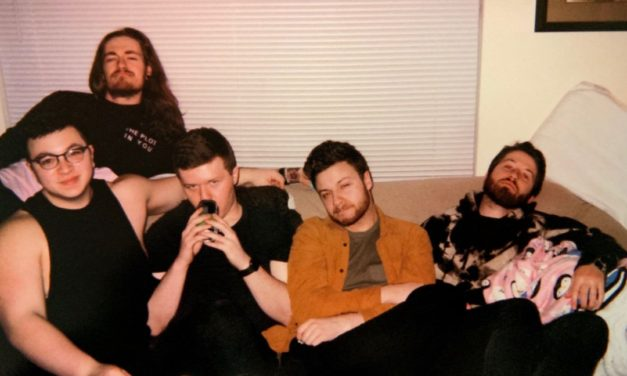 "Glass Hands Release New Single ""Bouquet"""