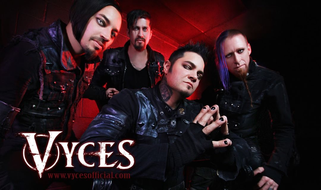 "VYCES Release New Single ""Paralyzed"""