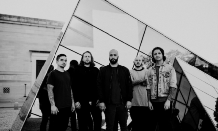 "ERRA Release New Single ""Eye Of God"""