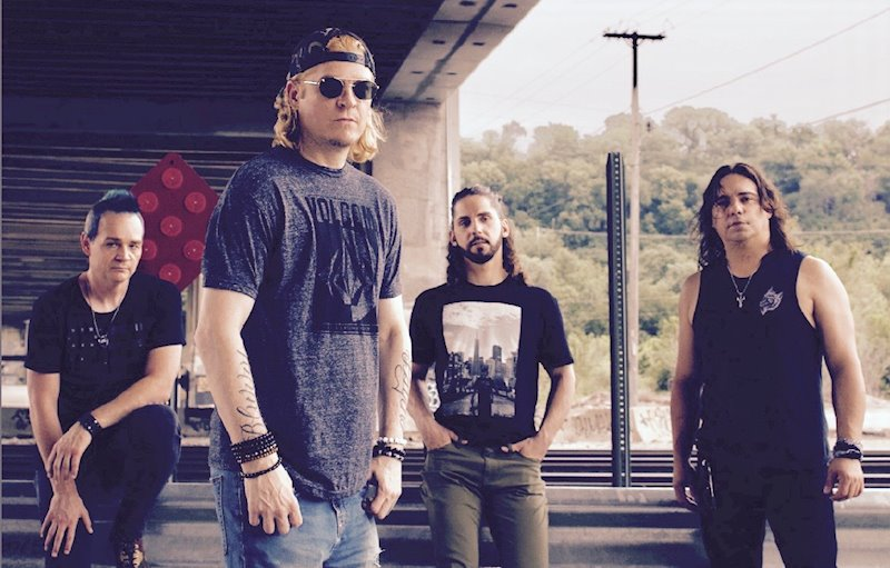 Puddle of Mudd To Release New Album 'Welcome to Galvania'