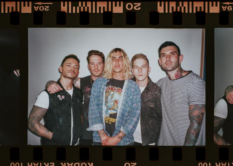 """Sleeping With Sirens Release New Single """"Agree To Disagree"""""""