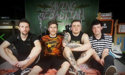 Saving Sebastian – 'Minefield' EP Review