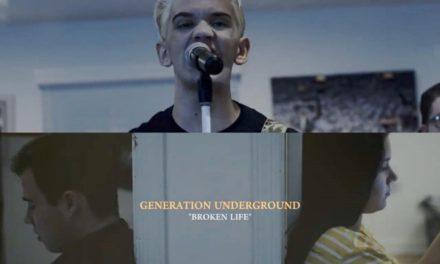 "Generation Underground Release New Single ""Broken Life"""
