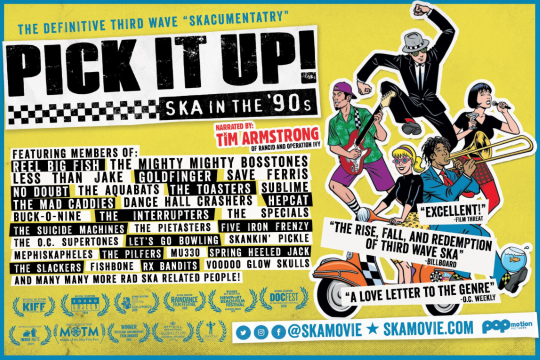 'Pick It Up! Ska In The '90s' Available on DVD and Blu-Ray
