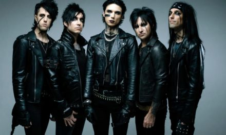 Black Veil Brides Release 'The Night'