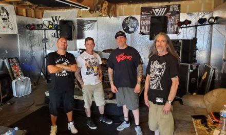 "M.O.D. Classic Release New Single ""The Thrash King"""