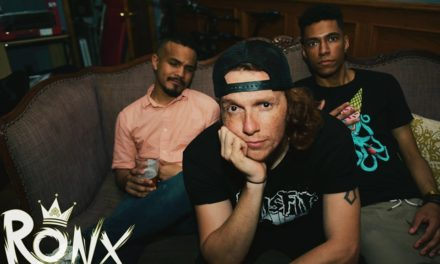 """Ronx Release New Single """"Roses"""""""