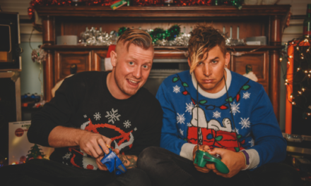 "Tug of War Machine Release New Music Video ""Emo Christmas"""