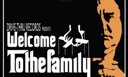 Drive-Thru Records Release 'Welcome To The Family' On Vinyl