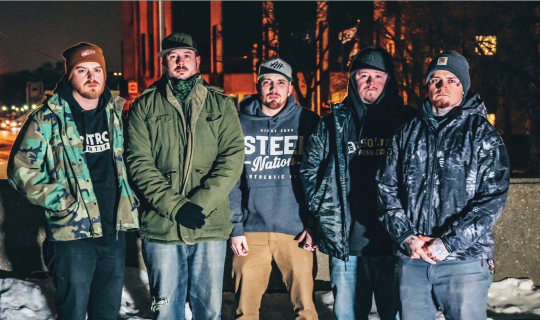 Ante Up Release New EP 'T.I.M.E.'