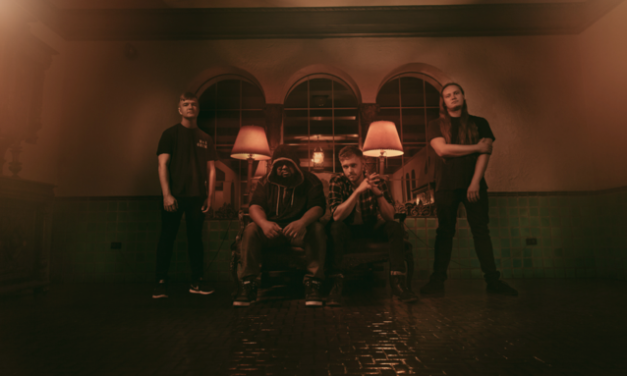 "Discrepancies Release New Single ""Control"""