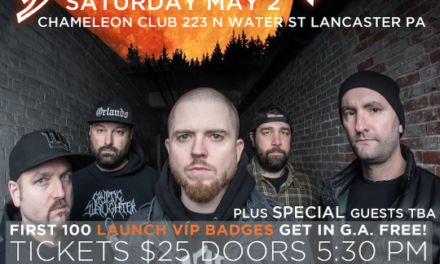 Hatebreed Set To Perform at LAUNCH Music Conference and Festival