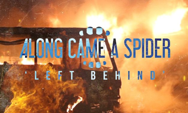 "Along Came A Spider Release New Single ""Left Behind"""