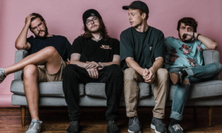 "Go For Gold Release New Single ""At Home"""