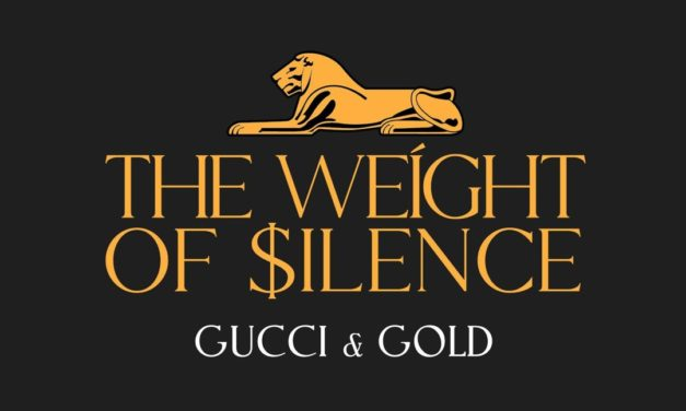"The Weight Of Silence Release New Single ""Gucci & Gold"""