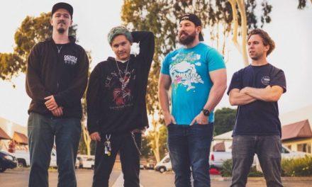 "Crash Overcast Release New Single ""Bloodrush"""