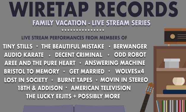 Wiretap Records Announce Live Stream Series