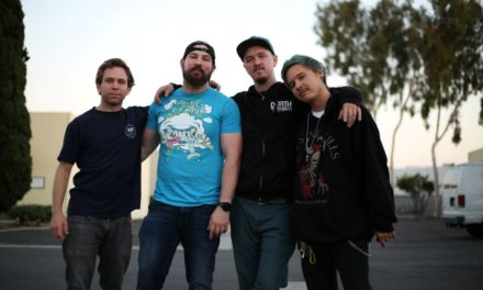 Crash Overcast Release Debut Album 'When All The World's Asleep'