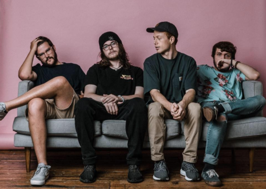 Go For Gold Release New EP 'Color Me'