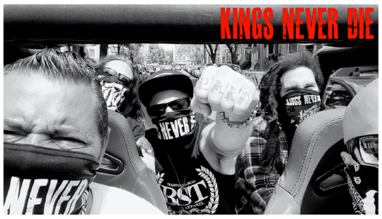 "Kings Never Die Release New Music Video ""Never Know What You Might Find"""