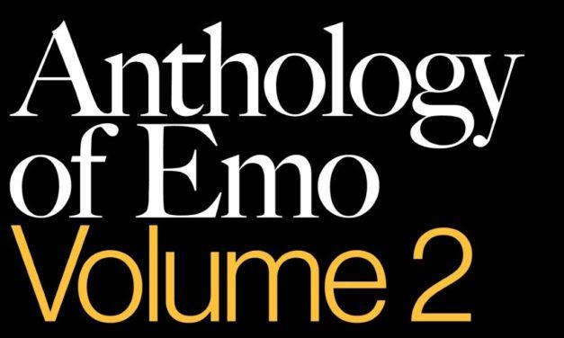'Anthology of Emo: Volume 2' Book To Release September 2020