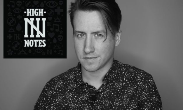 James Shotwell of High Notes Podcast – Q&A