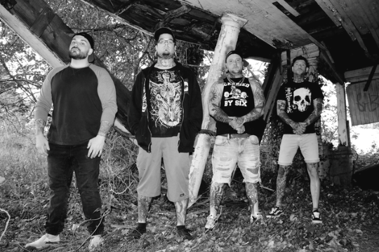 Inner Turmoil To Release New EP 'Raised Through Aggression'