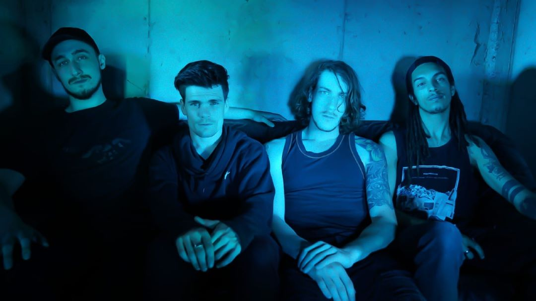 """Words Like Wildfire Release New Single """"Shake The Fear"""" Featuring Kellin Quinn"""