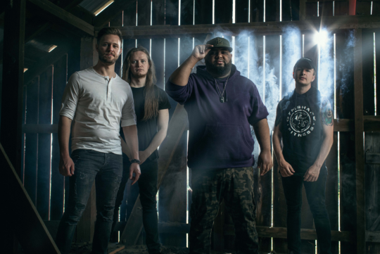 Discrepancies Release New Album 'The Rise'