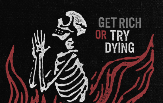 """Total Massacre Release New Single """"Get Rich Or Try Dying"""""""