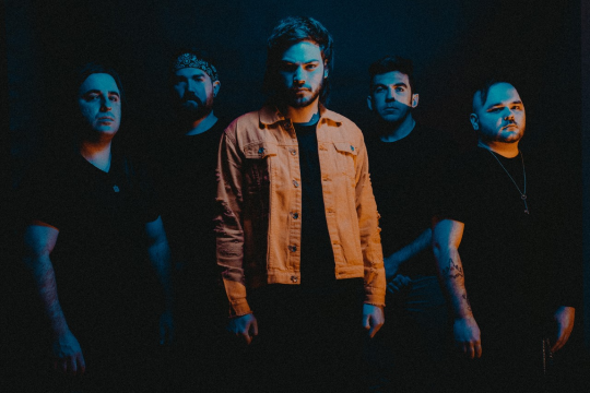 Faith in Failure Release Debut EP 'The Fields'
